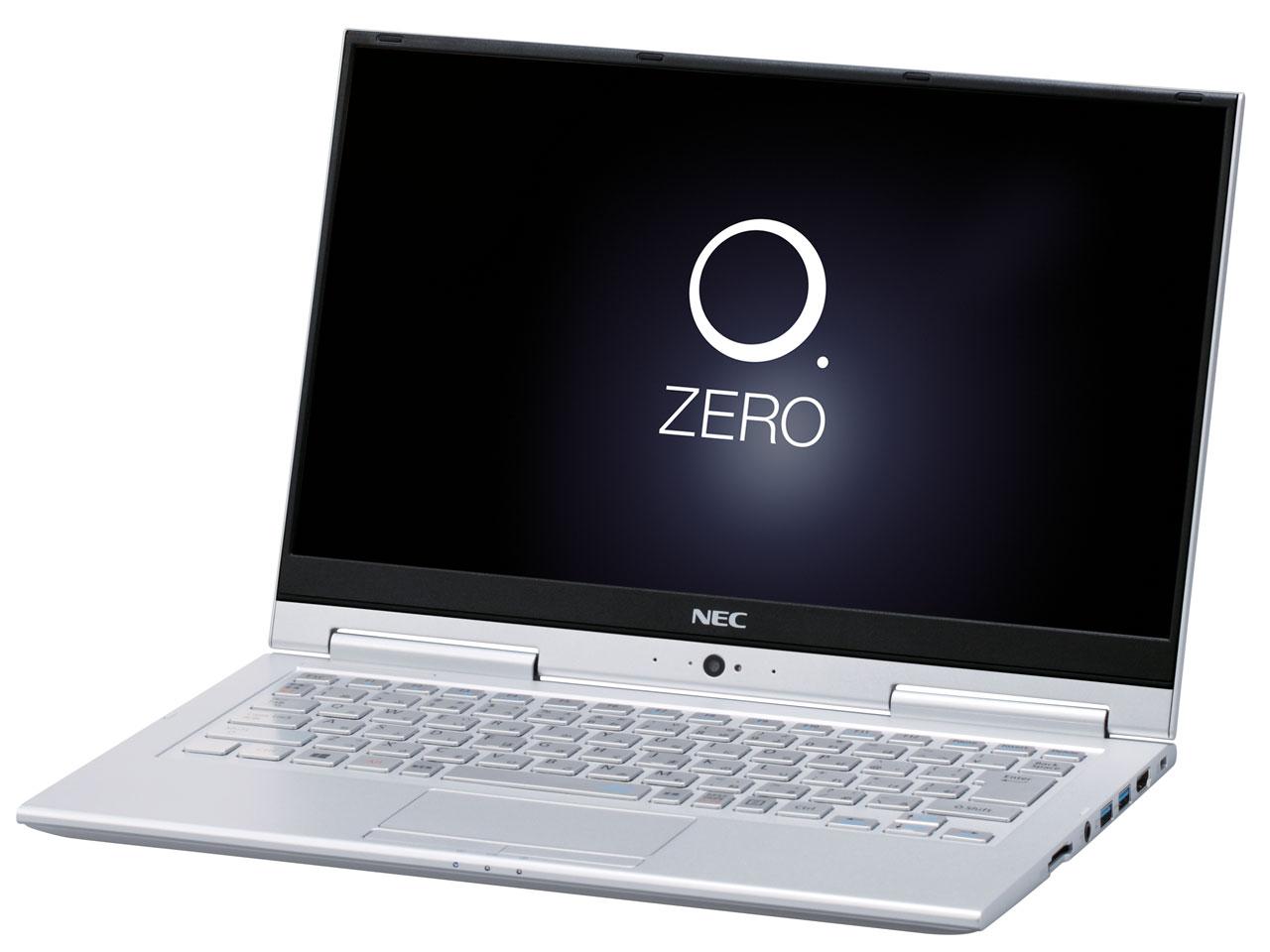 価格.com - LAVIE Hybrid ZERO HZ350/GAS PC-HZ350GAS [ムーンシルバー] の製品 ...