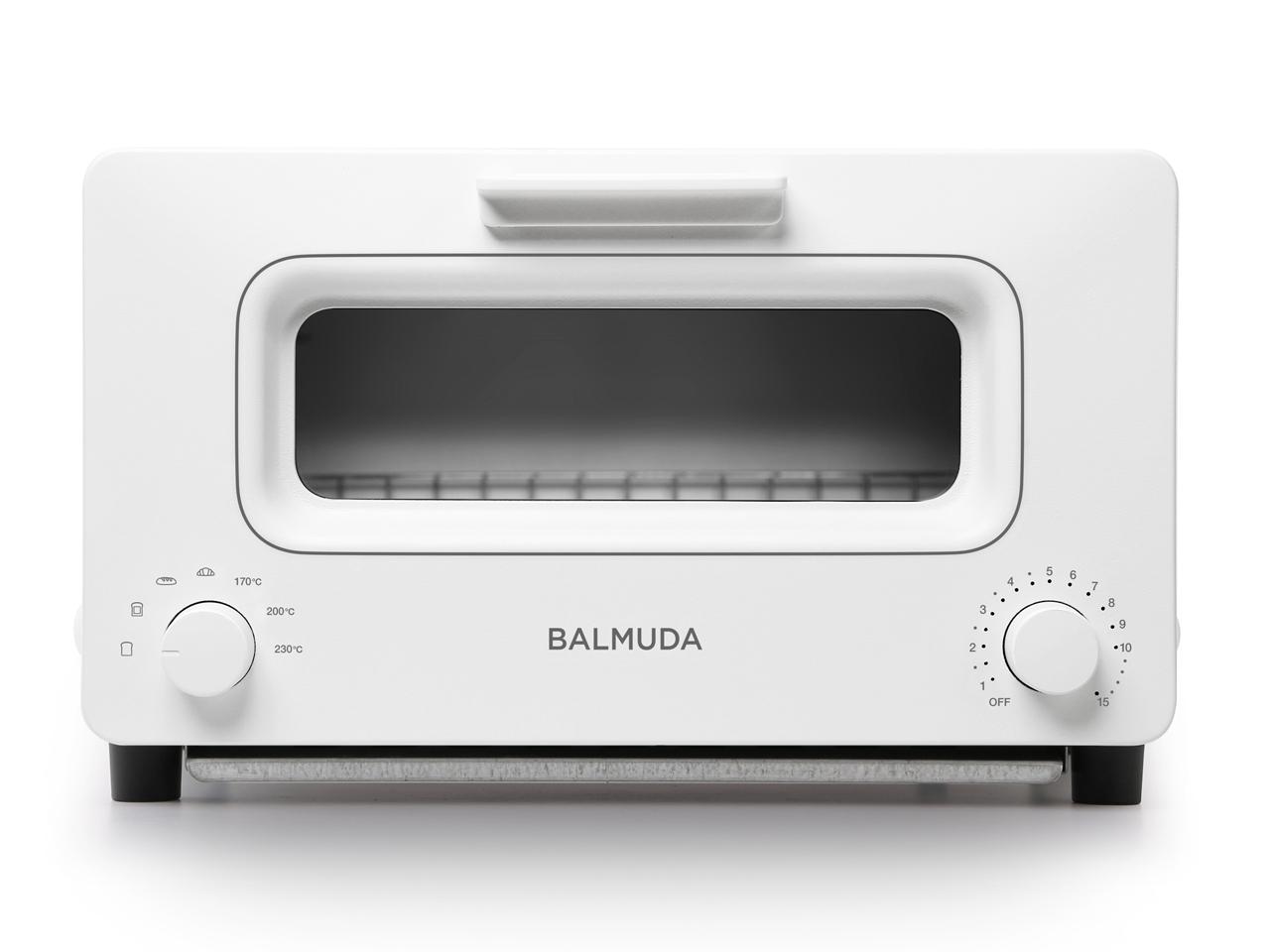 The Toaster K01E-WS [ホワイト] の製品画像