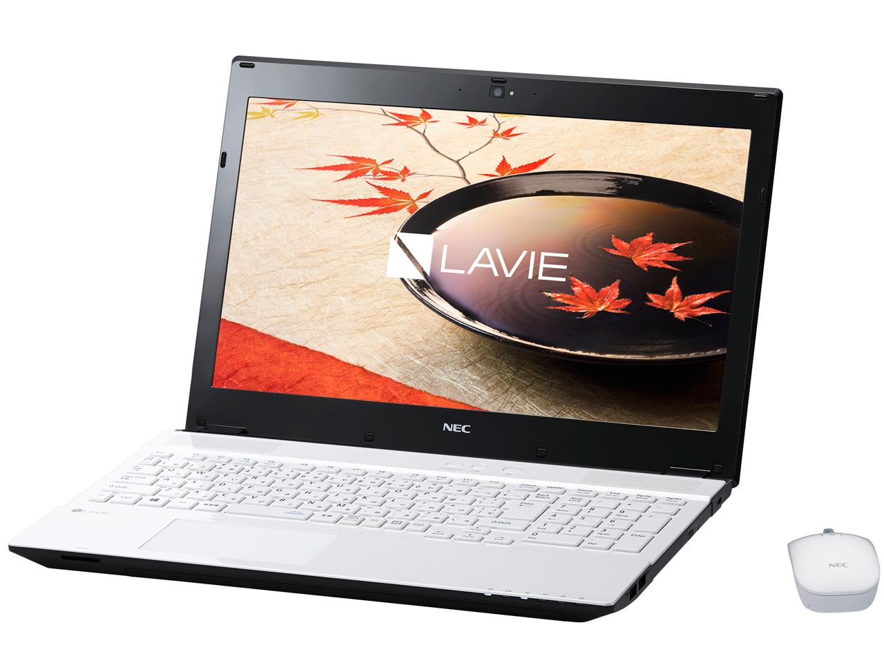 LAVIE Smart NS(S) PC-SN242FSA9-3 [クリスタルホワイト]