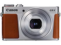 『本体 正面』 PowerShot G9 X Mark II [シルバー] の製品画像
