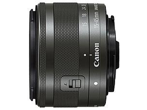 『付属品 レンズ1』 EOS M6 ダブルズームキット [ブラック] の製品画像