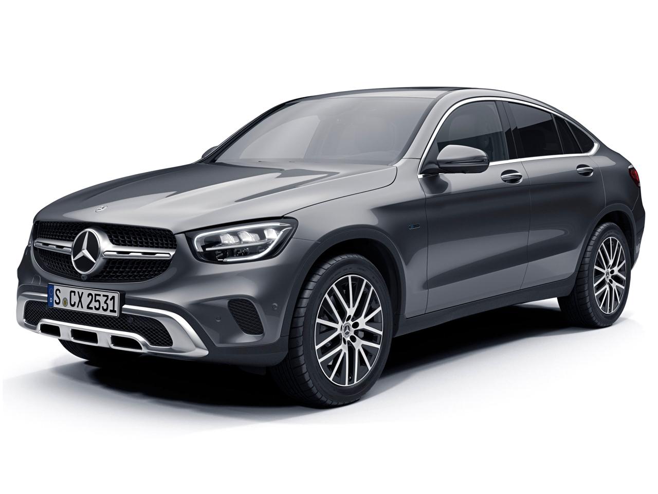 メルセデス・ベンツ GLCクラス クーペ プラグインハイブリッド 2017年モデル 新車画像