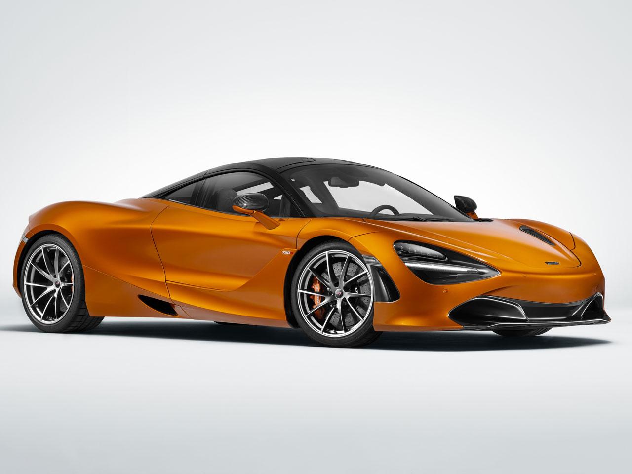 マクラーレン 720S 2017年モデル 新車画像