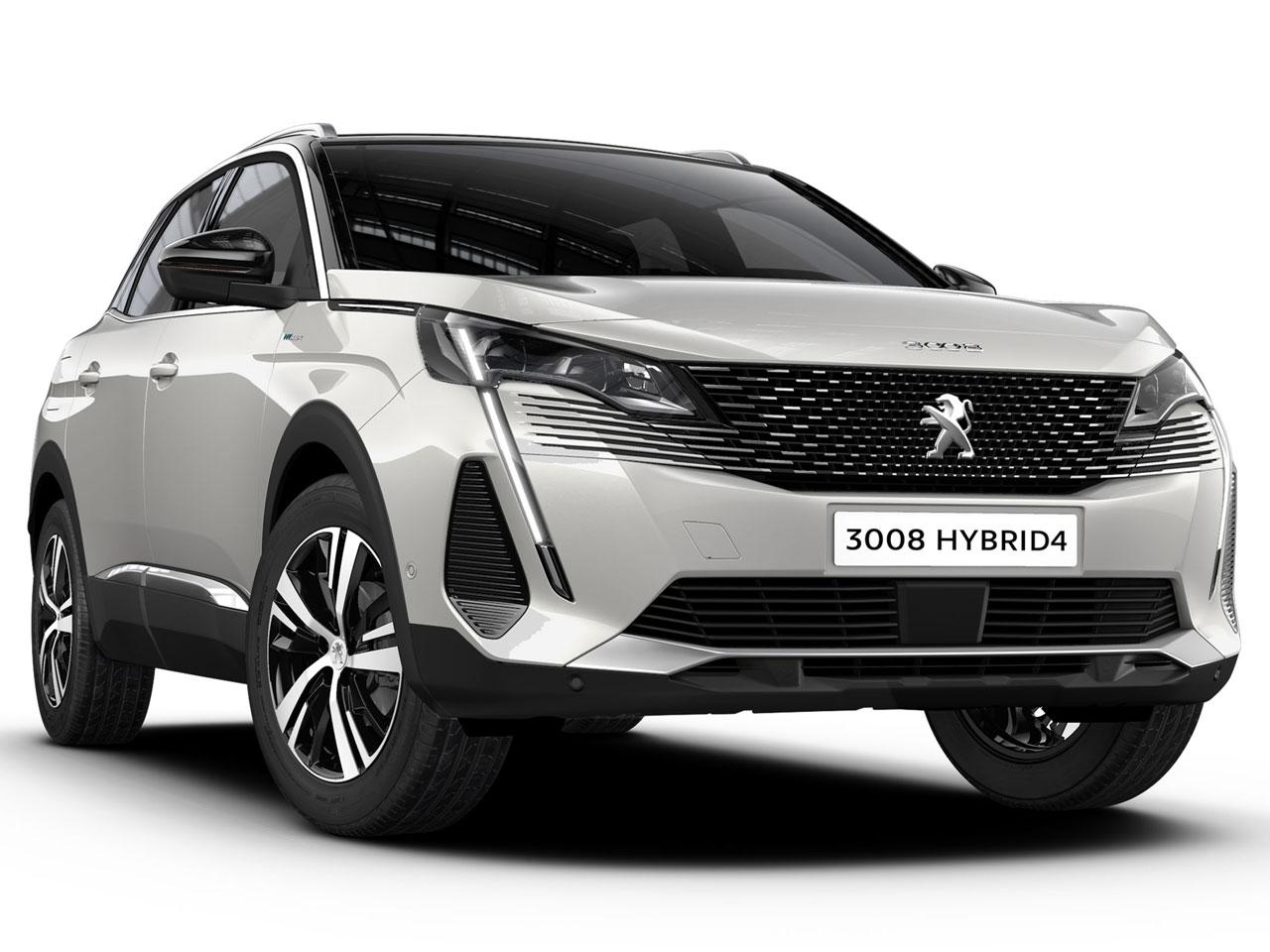 プジョー 3008 2017年モデル 新車画像