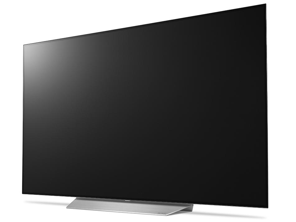 『本体 斜め』 OLED55C7P [55インチ] の製品画像