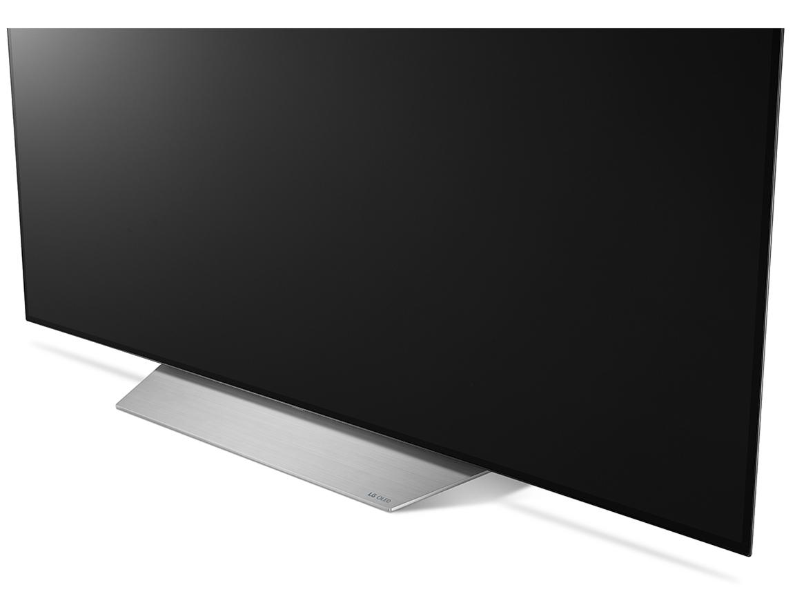 『本体 部分アップ』 OLED55C7P [55インチ] の製品画像