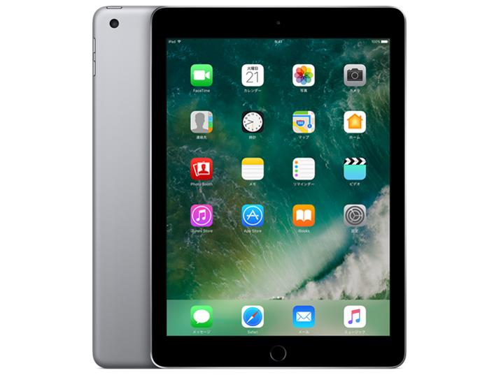 iPad Wi-Fi 32GB 2017年春モデル MP2F2J/A [スペースグレイ] の製品画像
