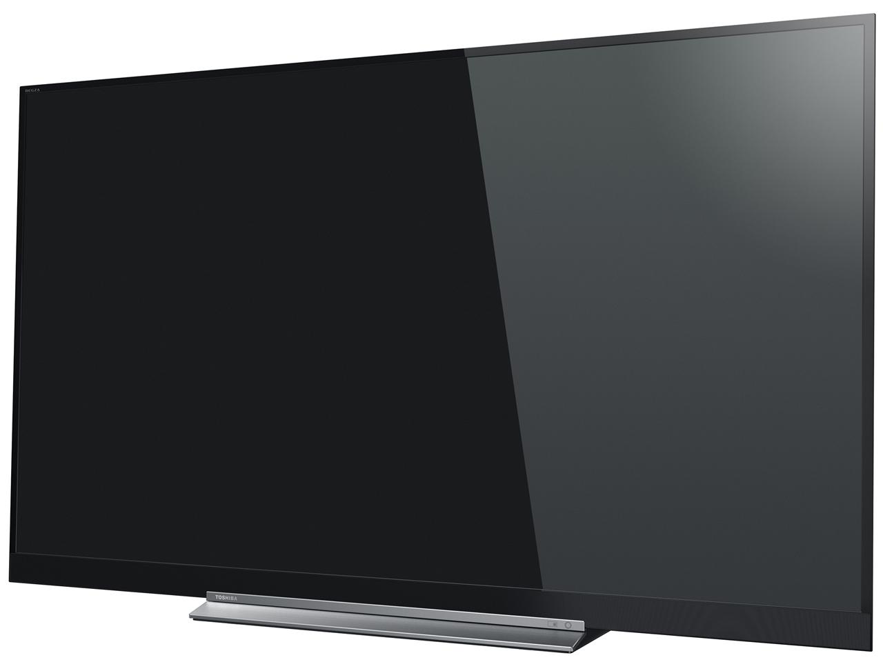 『本体 斜め』 REGZA 55BZ710X [55インチ] の製品画像