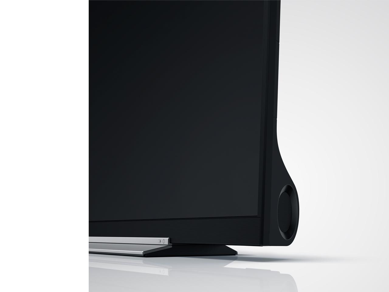 『本体 部分アップ』 REGZA 55BZ710X [55インチ] の製品画像