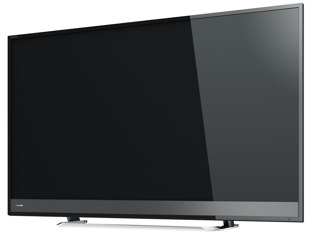 『本体 斜め』 REGZA 40M510X [40インチ ブラック] の製品画像