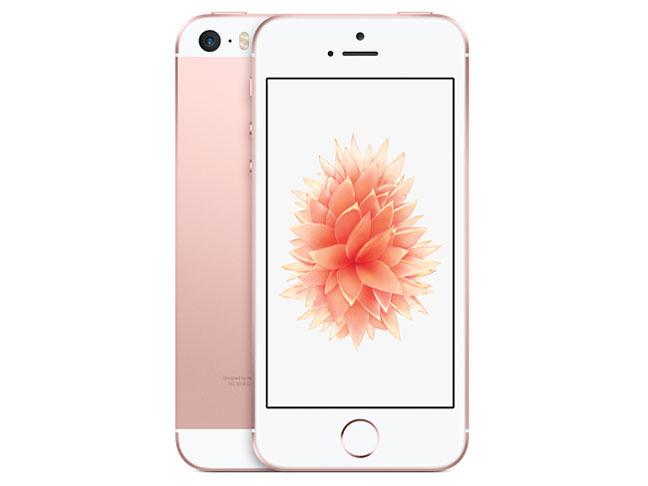 iPhone SE 32GB  SIMフリー [ローズゴールド] の製品画像