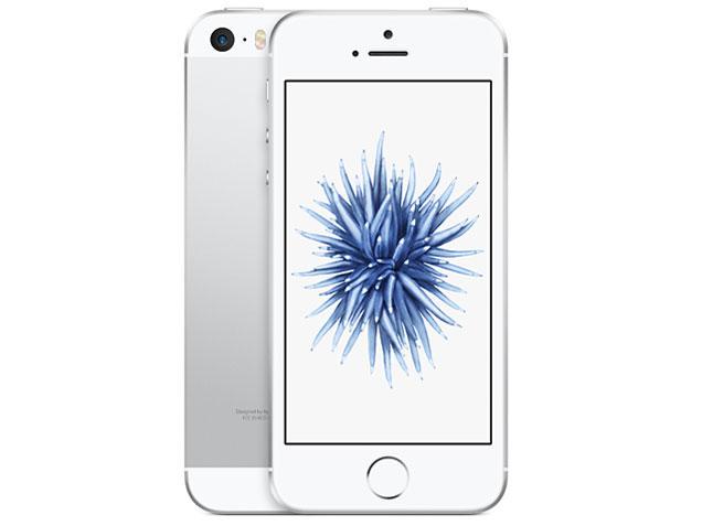 iPhone SE 128GB  SIMフリー [シルバー] の製品画像