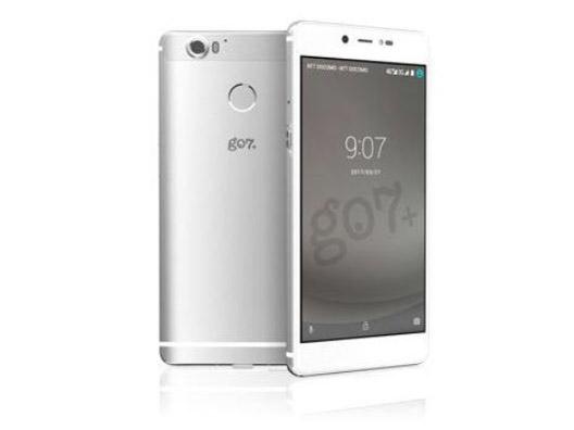 g07+ SIMフリー [ホワイト] の製品画像