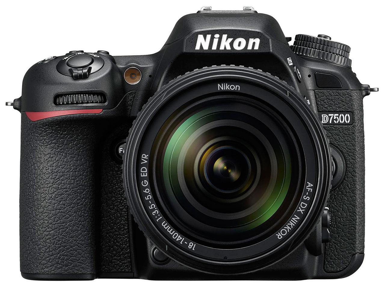 D7500 18-140 VR レンズキット の製品画像