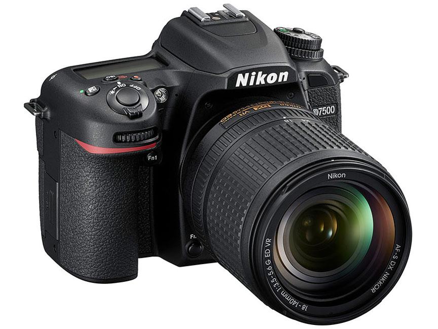 『本体 正面3』 D7500 18-140 VR レンズキット の製品画像
