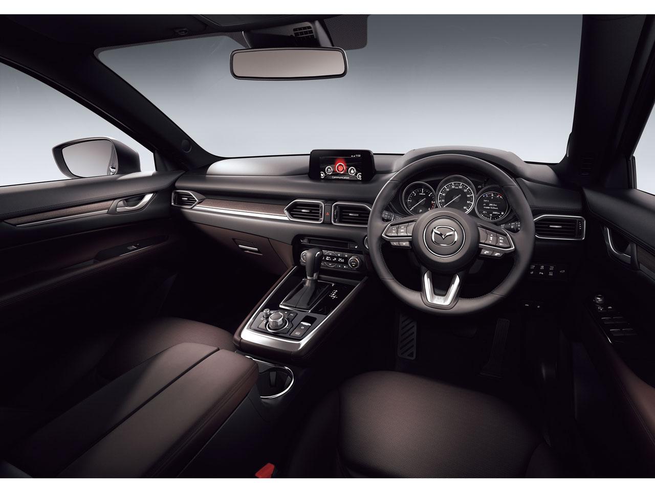 『インテリア3』 CX-8 2017年モデル の製品画像