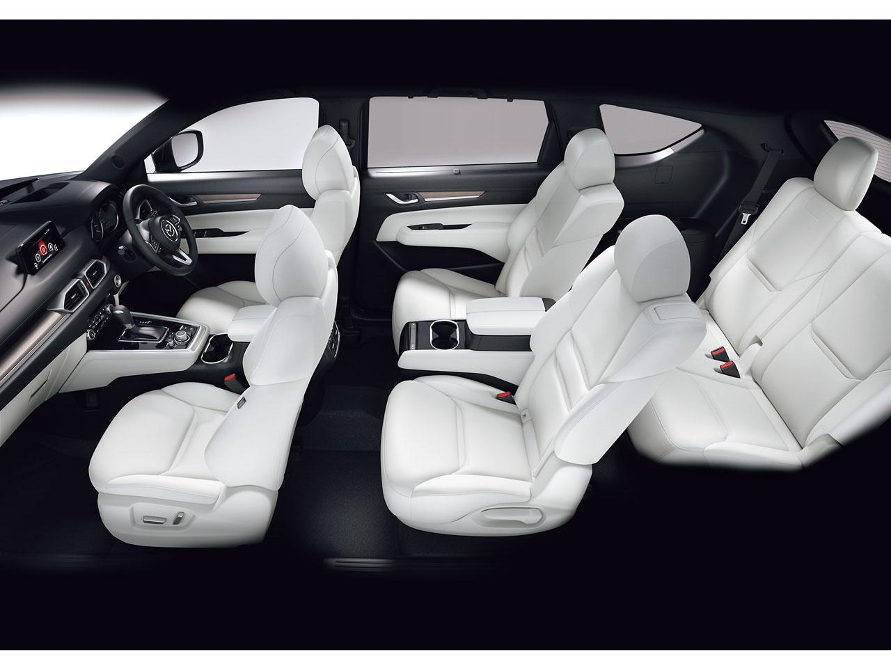 『インテリア4』 CX-8 2017年モデル の製品画像