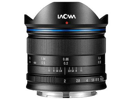 LAOWA 7.5mm F2 MFT の製品画像