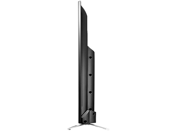 『本体 右側面』 LCD-M4K431XDB [43インチ ブラック] の製品画像