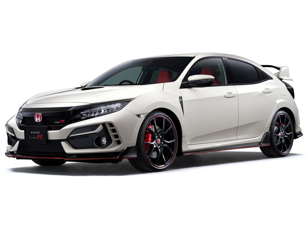 ホンダ シビック タイプR 2017年モデル 新車画像