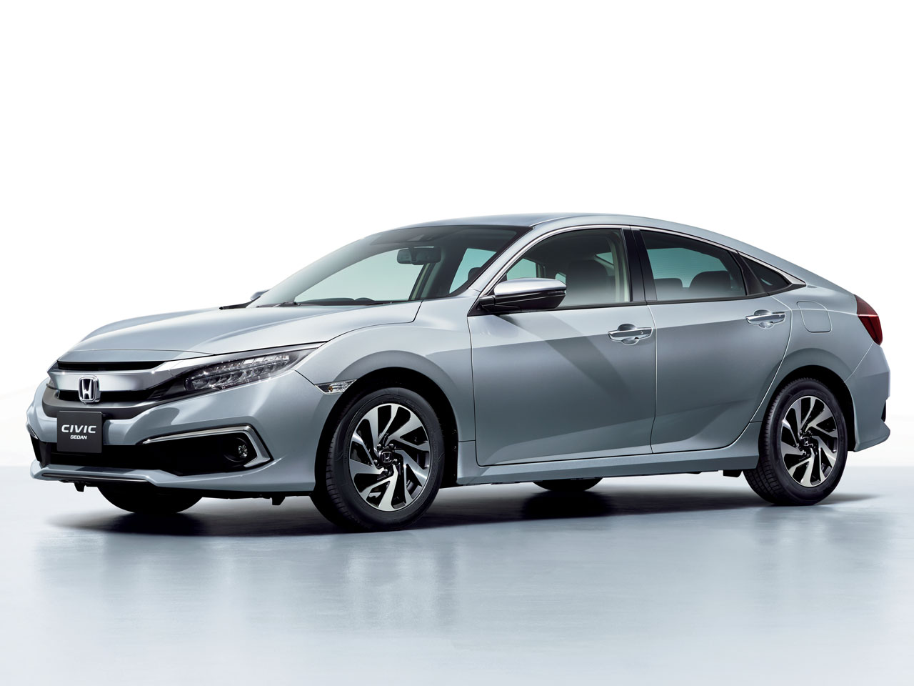 ホンダ シビック セダン 2017年モデル 新車画像