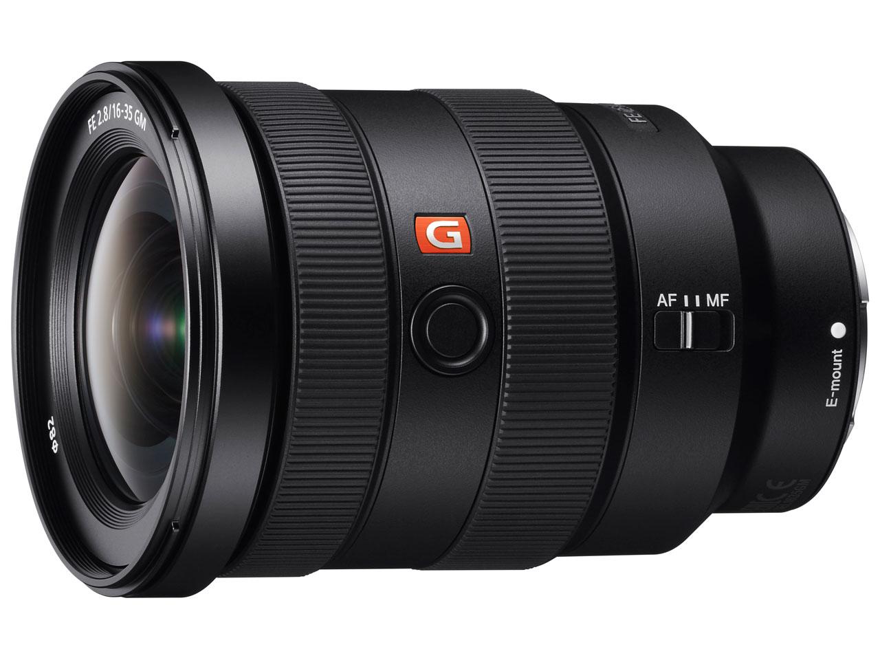 FE 16-35mm F2.8 GM SEL1635GM の製品画像