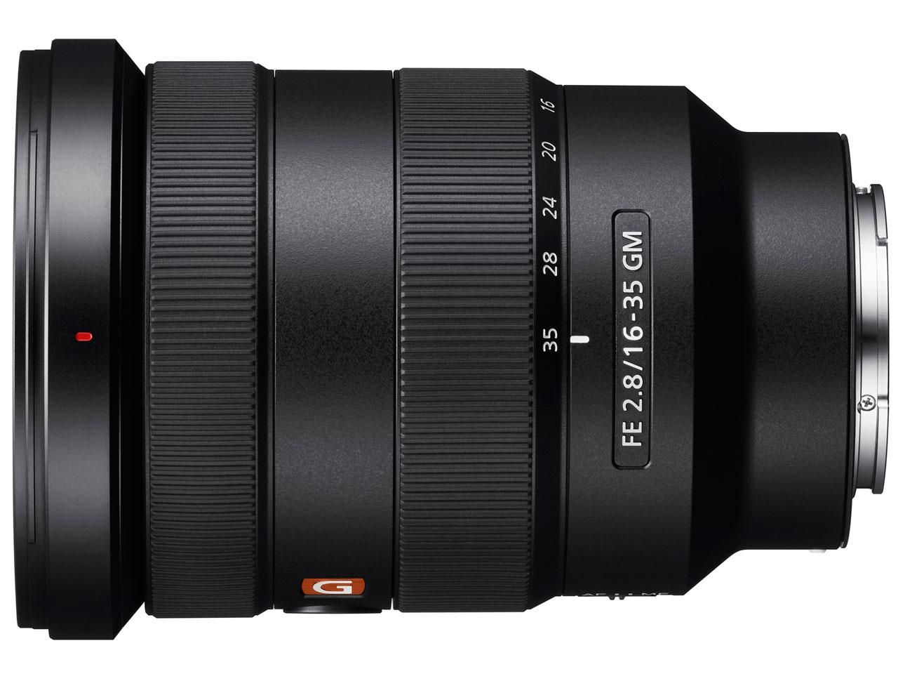 『本体2』 FE 16-35mm F2.8 GM SEL1635GM の製品画像
