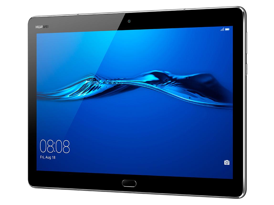 『本体 斜め1』 MediaPad M3 Lite 10 Wi-Fiモデル の製品画像