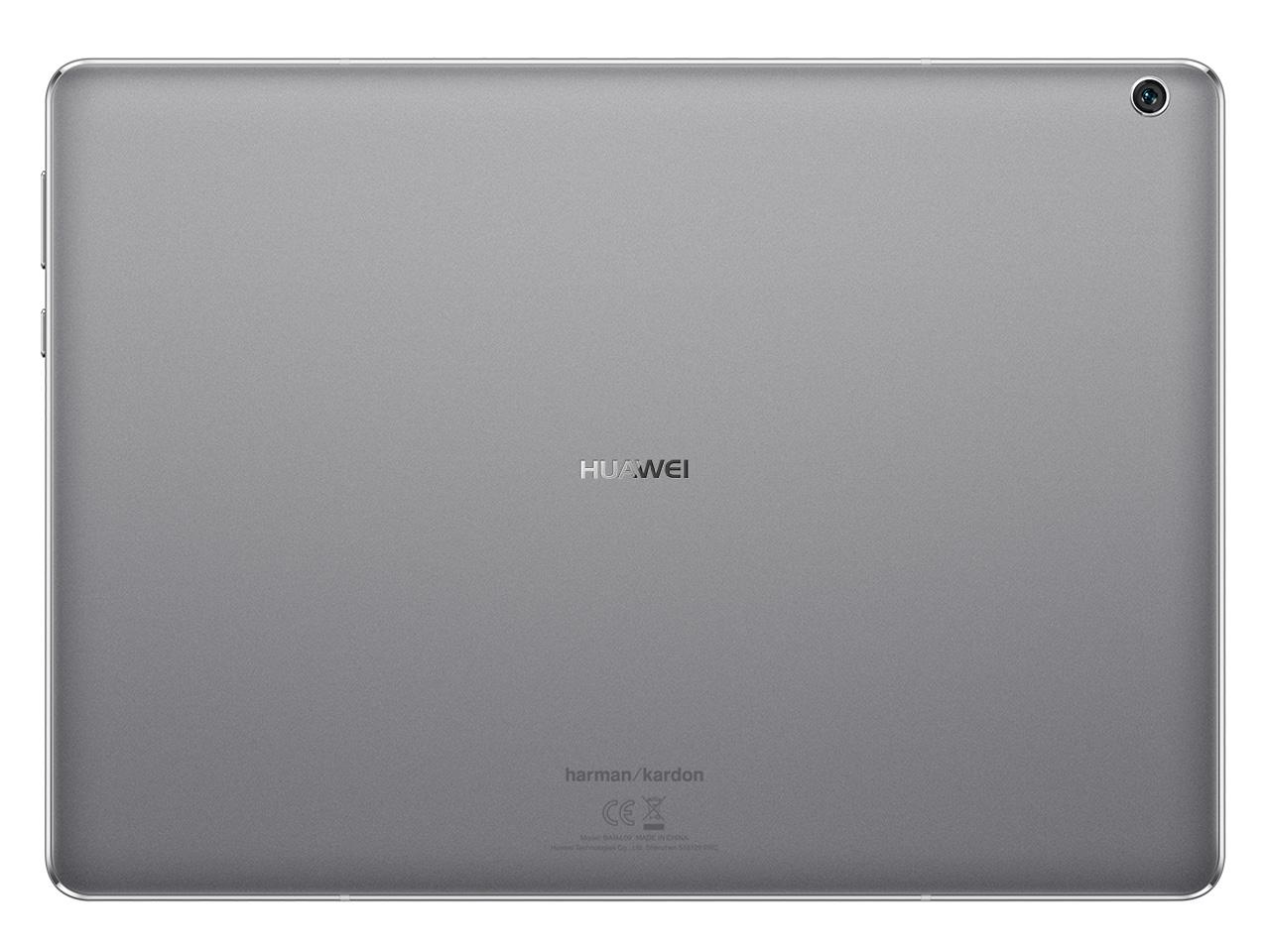 『本体 背面』 MediaPad M3 Lite 10 Wi-Fiモデル の製品画像