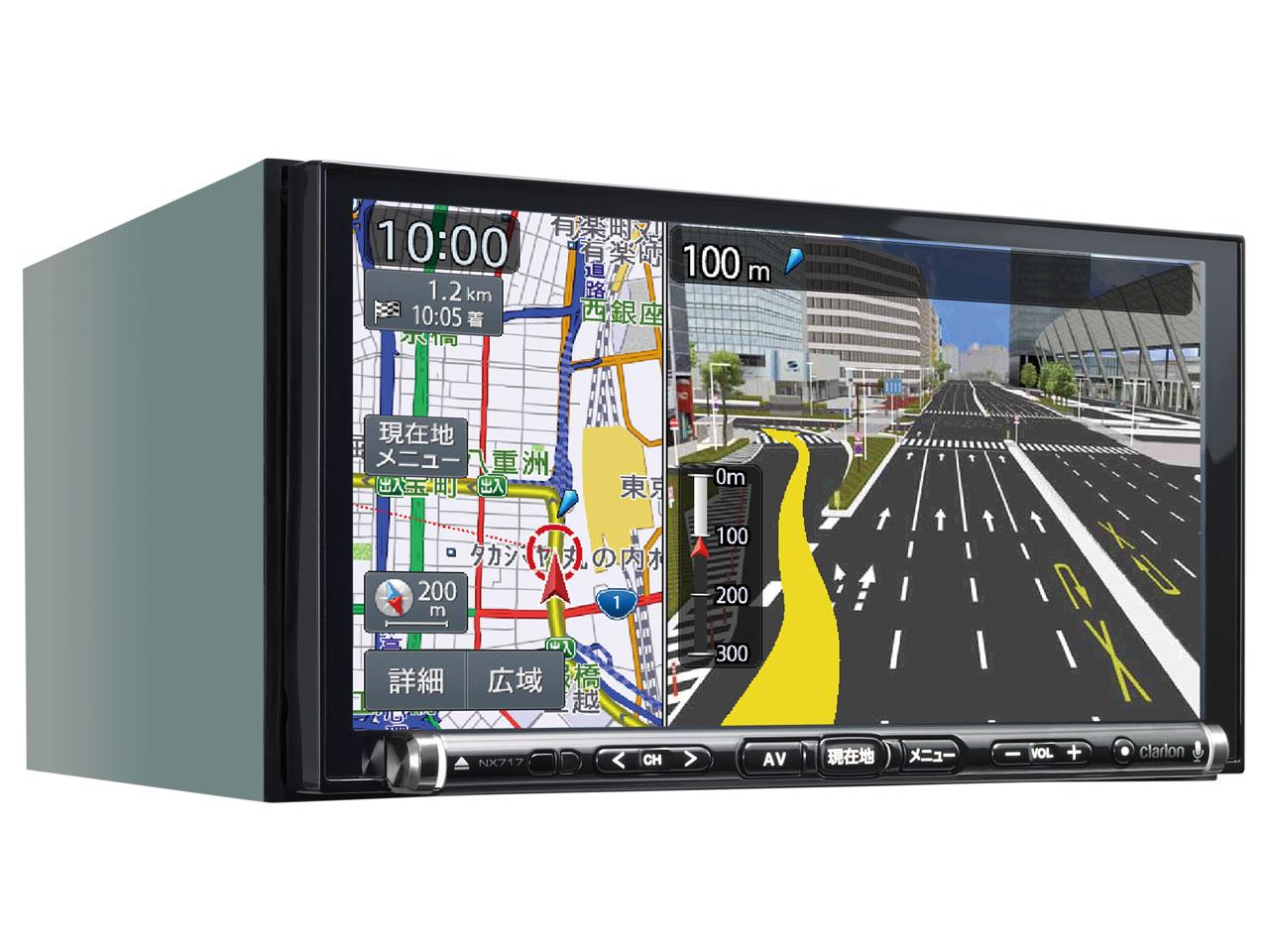 『本体 斜め2』 NXシリーズ NX717 の製品画像