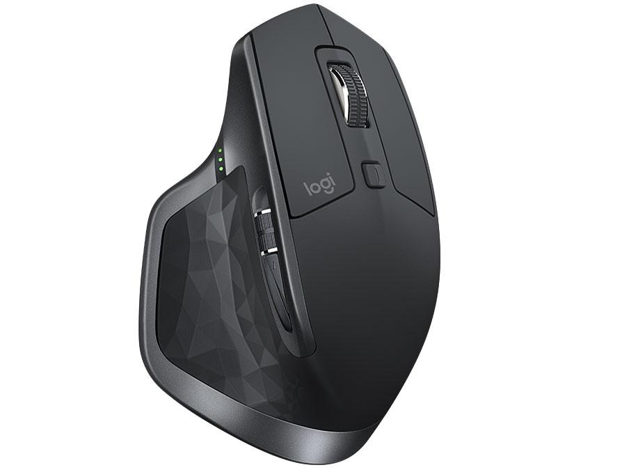 『本体1』 MX MASTER 2S Wireless Mouse MX2100sGR [グラファイト] の製品画像