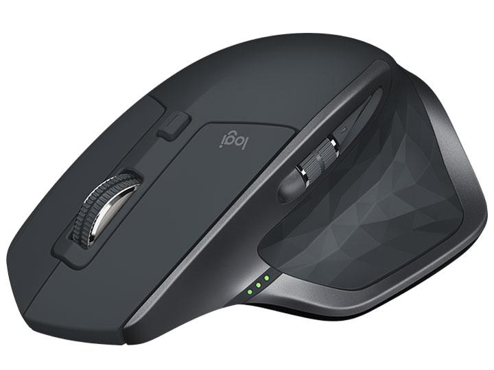 『本体3』 MX MASTER 2S Wireless Mouse MX2100sGR [グラファイト] の製品画像
