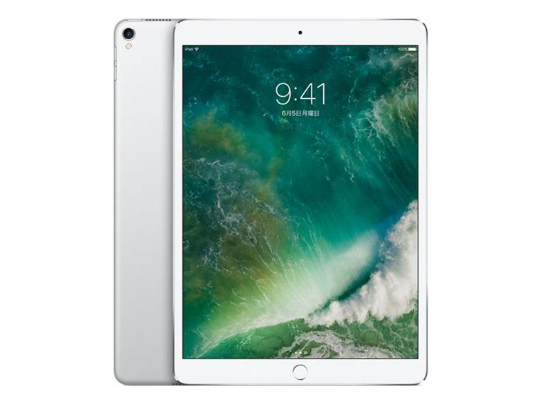 iPad Pro 10.5インチ Wi-Fi 256GB MPF02J/A [シルバー] の製品画像