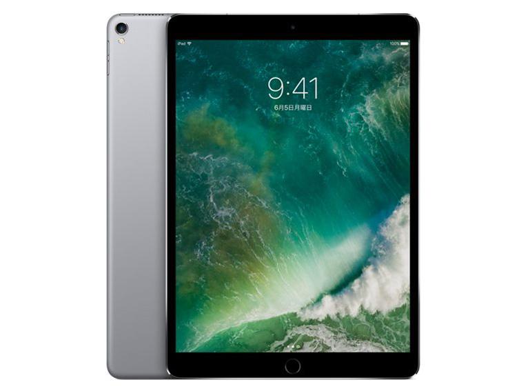 iPad Pro 10.5インチ Wi-Fi+Cellular 64GB MQEY2J/A SIMフリー [スペースグレイ] の製品画像