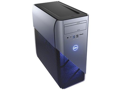 Inspiron ゲーミング デスクトップ スプレマシー 16GBメモリ・256GB SSD+1TB HDD・GeForce GTX 1060搭載 VRモデル の製品画像