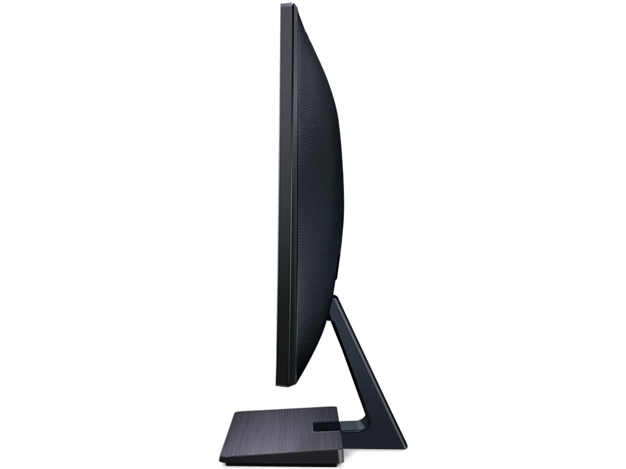 『本体 右側面』 GW2470HL [23.8インチ ブラック] の製品画像