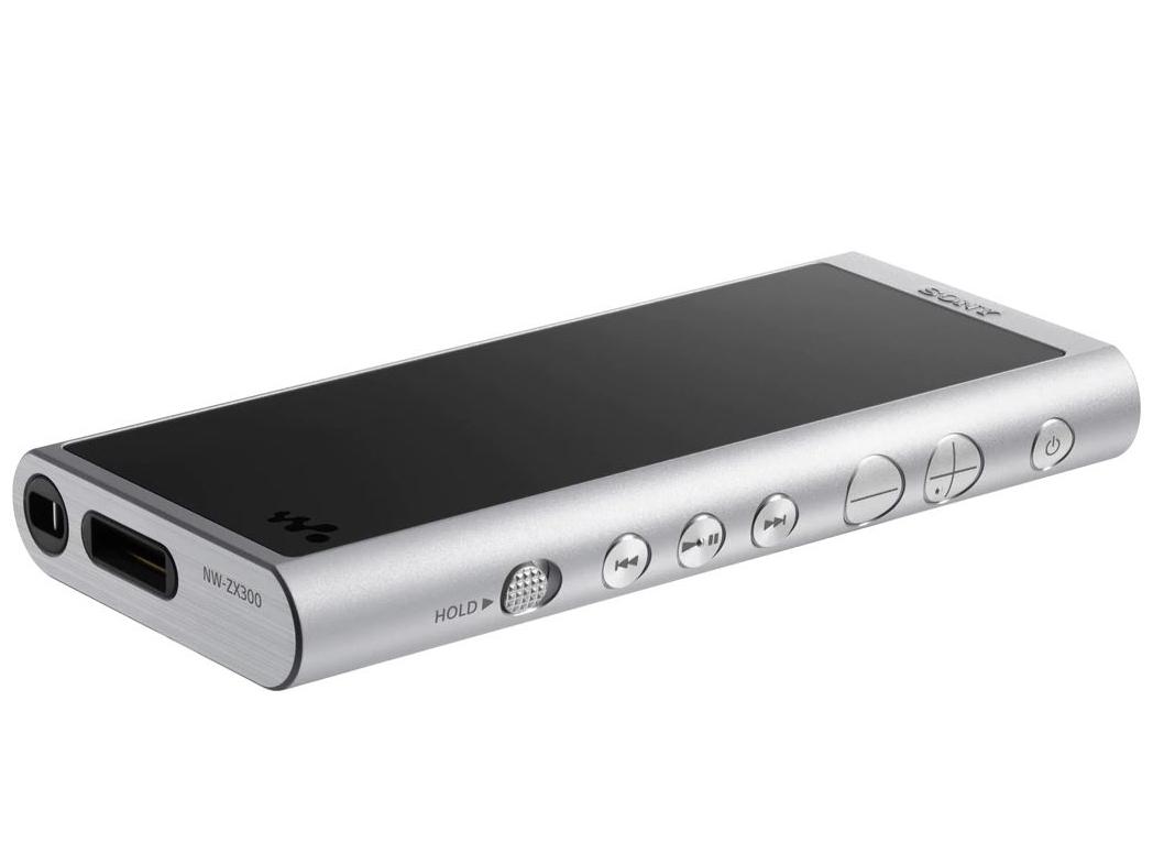 『本体1』 NW-ZX300 (S) [64GB シルバー] の製品画像