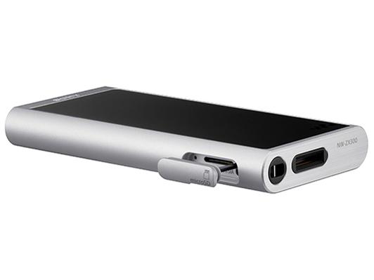 『本体2』 NW-ZX300 (S) [64GB シルバー] の製品画像