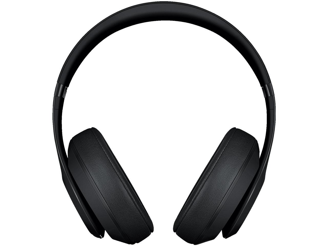 『本体2』 studio3 wireless MQ562PA/A [マットブラック] の製品画像