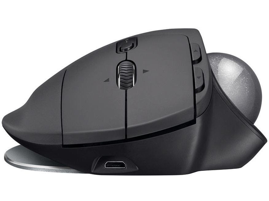 『本体3』 Wireless Trackball MX ERGO MXTB1s の製品画像