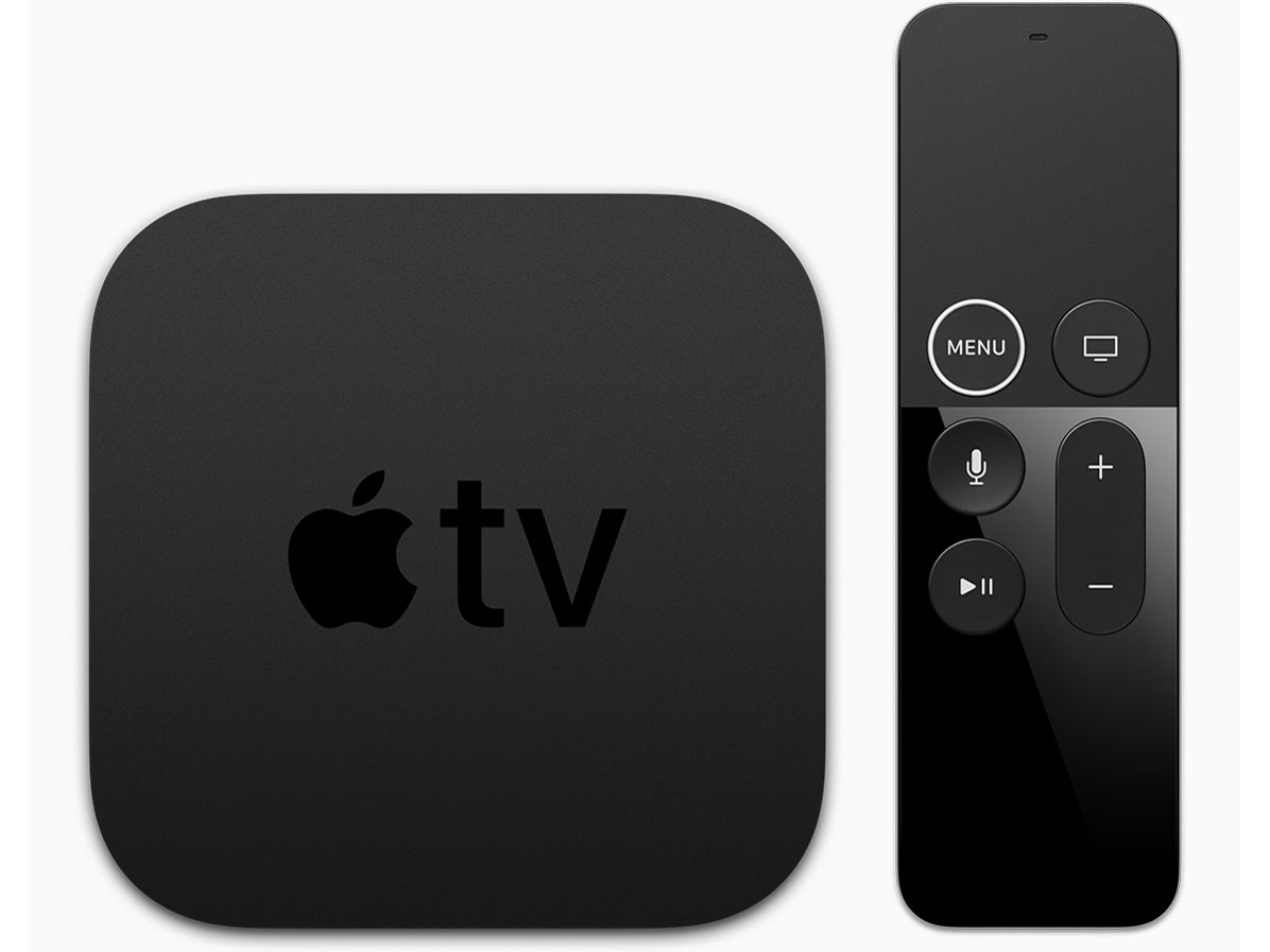 Apple TV 4K 64GB の製品画像