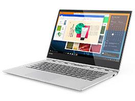 Lenovo YOGA 920 フルHD液晶・Core i5・8GBメモリー・256GB SSD搭載 80Y7000CJP [プラチナ]