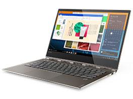 Lenovo YOGA 920 フルHD液晶・Core i5・8GBメモリー・256GB SSD搭載 80Y7000EJP [ブロンズ]