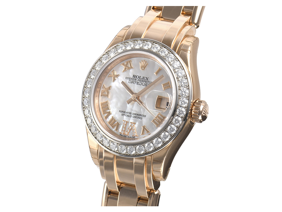 watch b3432 a32dc 価格.com - デイトジャスト パールマスター 29 80285 [ローマン ...