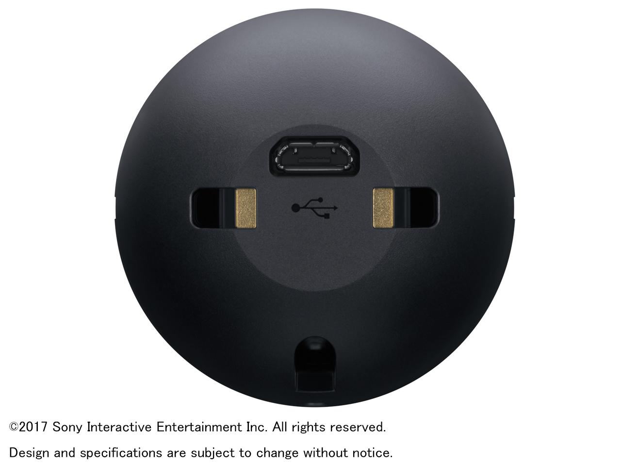 『本体 接続部分』 PlayStation Move モーションコントローラー CECH-ZCM2J の製品画像