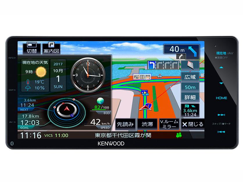 彩速ナビ MDV-M705W の製品画像