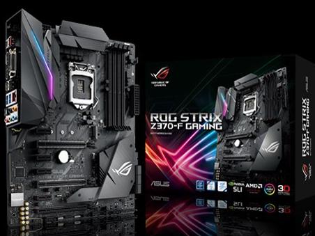『本体 パッケージ』 ROG STRIX Z370-F GAMING の製品画像
