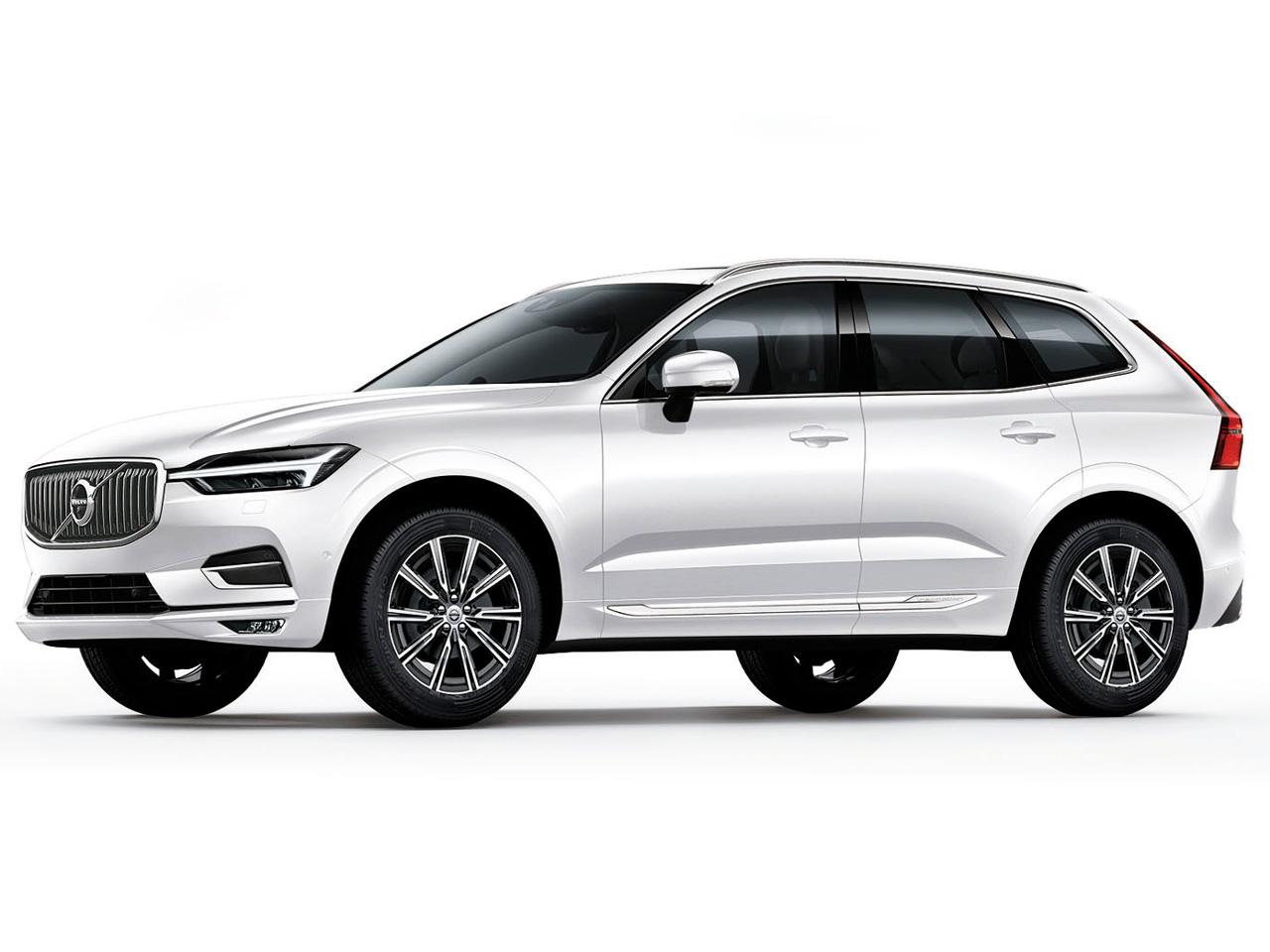 ボルボ XC60 2017年モデル 新車画像