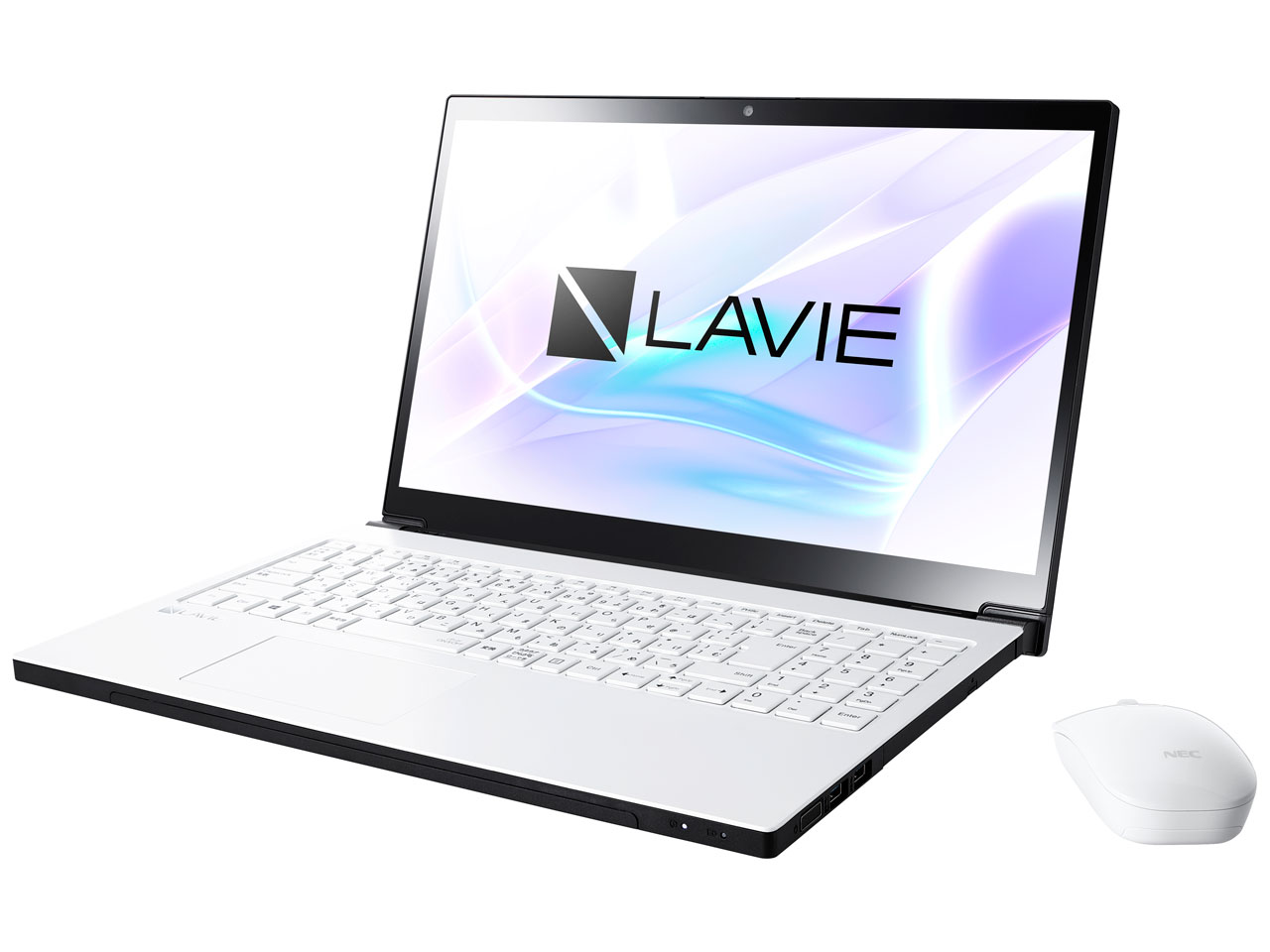 LAVIE Note NEXT NX550/JAW PC-NX550JAW [グレイスホワイト]