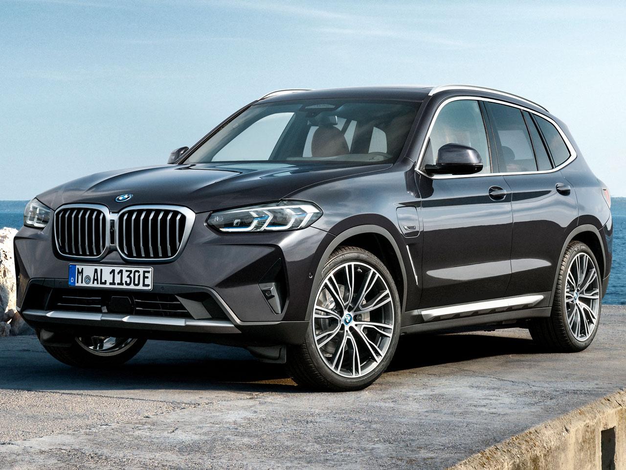 BMW X3 2017年モデル 新車画像